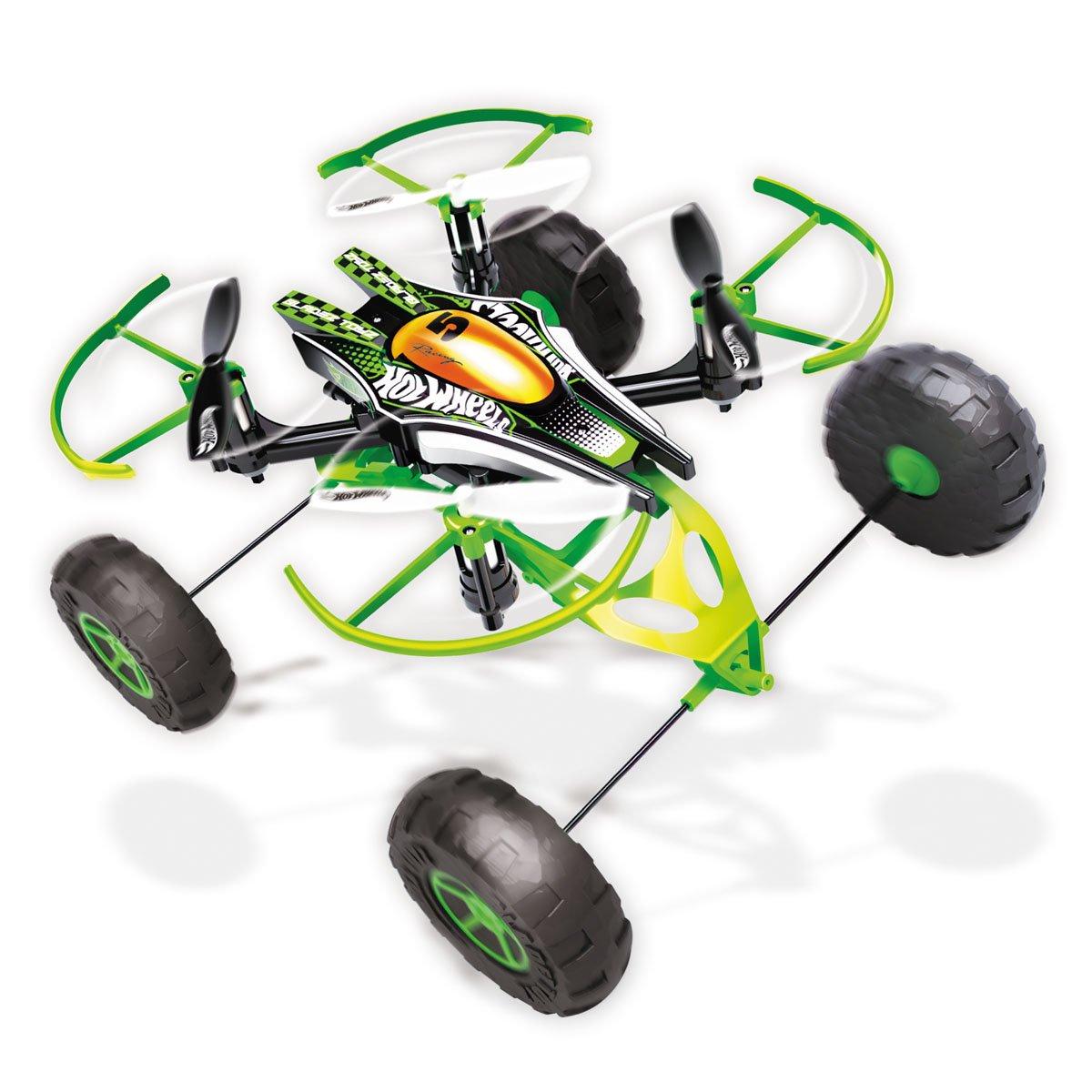 Hot Wheels-63572 Dron, Color Verde (Mondo SPA 63572: Amazon.es ...