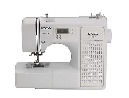 Amazon Brother RCE40PRW Refurbished Sewing Machine White Mesmerizing Refurbished Brother Sewing Machine