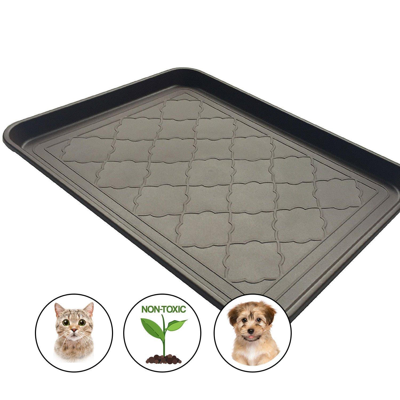 for silicone com amazon waterproof b dog mat fda grade mats slip petcee feeding non dogs
