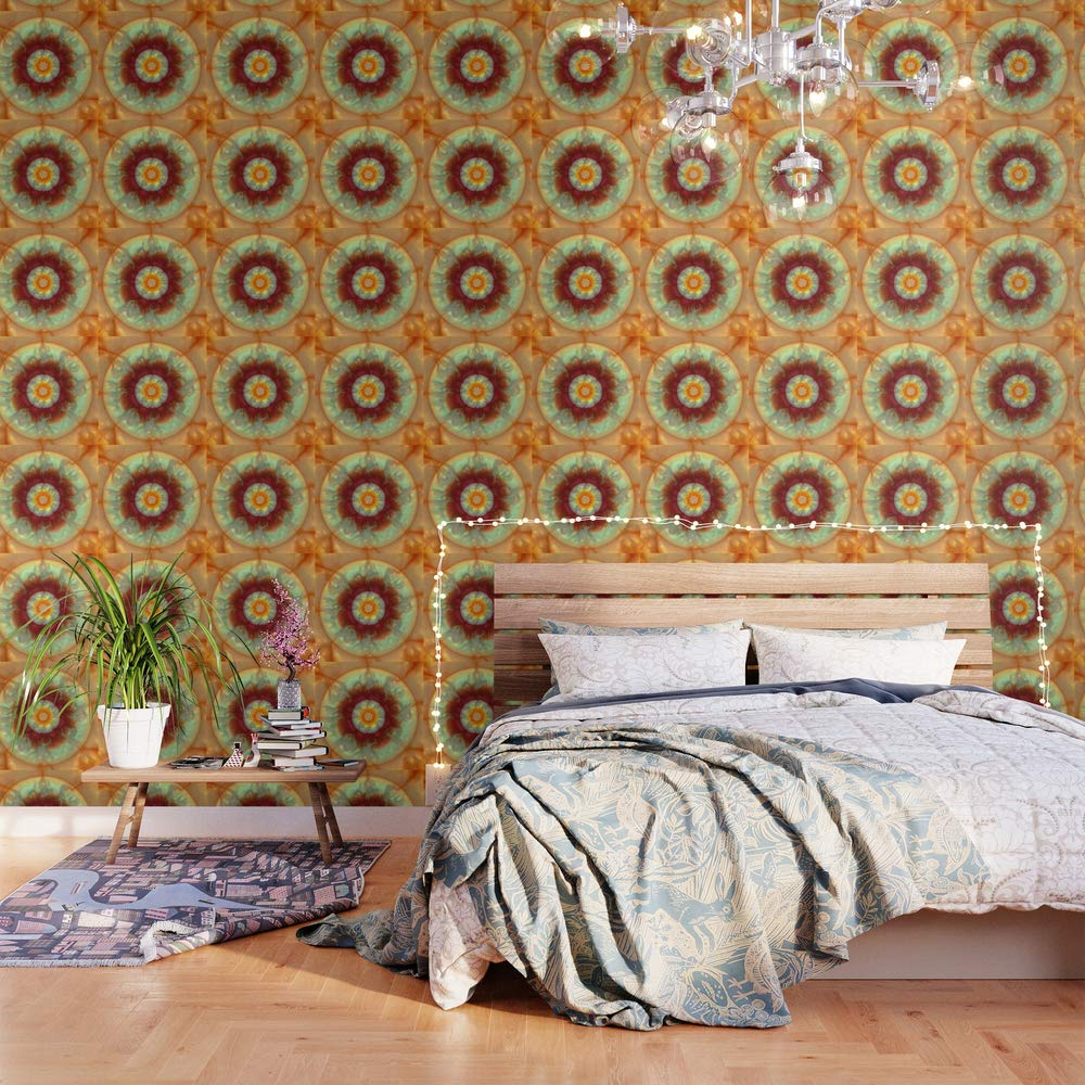 Society6 Wallpaper, 2' X 4', Power of The Sun by cassy67_