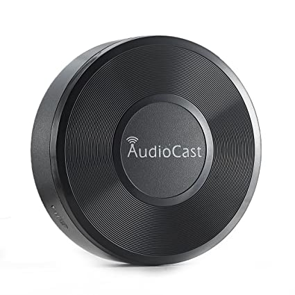 Adaptador Airplay, ollivan AudioCast M5 Music Receiver Multi Room WiFi AirPlay DLNA receptor Audio WiFi