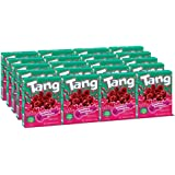 Tang Raspberry Drink Mix, 60 Pouches (20 Boxes of 3 Pouches)