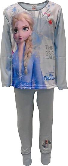 3-4 years Disney Frozen 2 Pyjamas 2-8 Years Princess Elsa