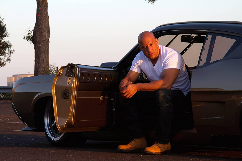 Posterhub Movie Furious 7 Fast & Furious Dominic Toretto Vin