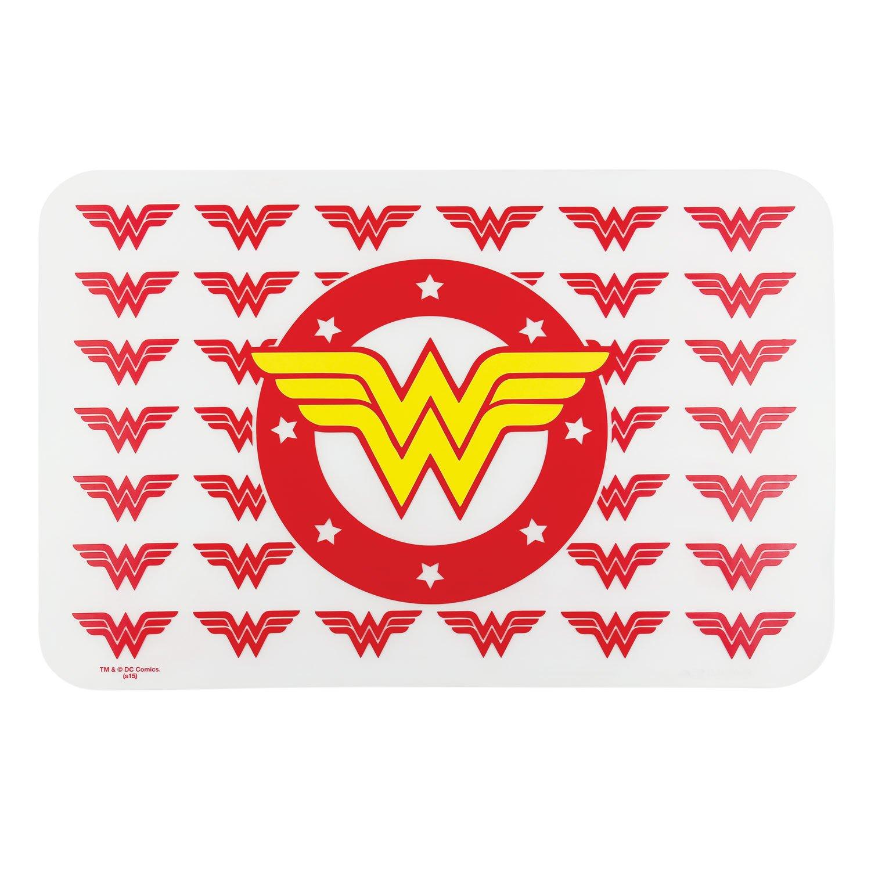 Bumkins DC Comics PlaceMat, Wonder Woman PM-WBWW