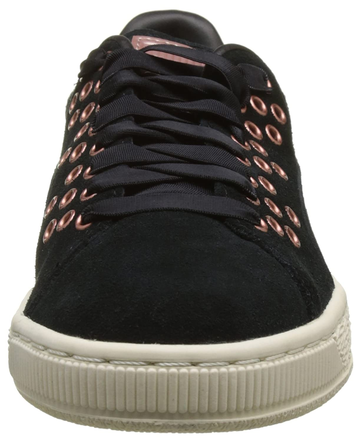 8d4ad4a535eca9 Puma Women s Suede XL Lace Vr Wn S Sneakers  Buy Online at Low Prices in  India - Amazon.in
