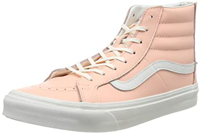 7f0e863077e90b Vans Unisex-Erwachsene SK8-Hi Slim Zip High-Top  Amazon.de  Schuhe ...