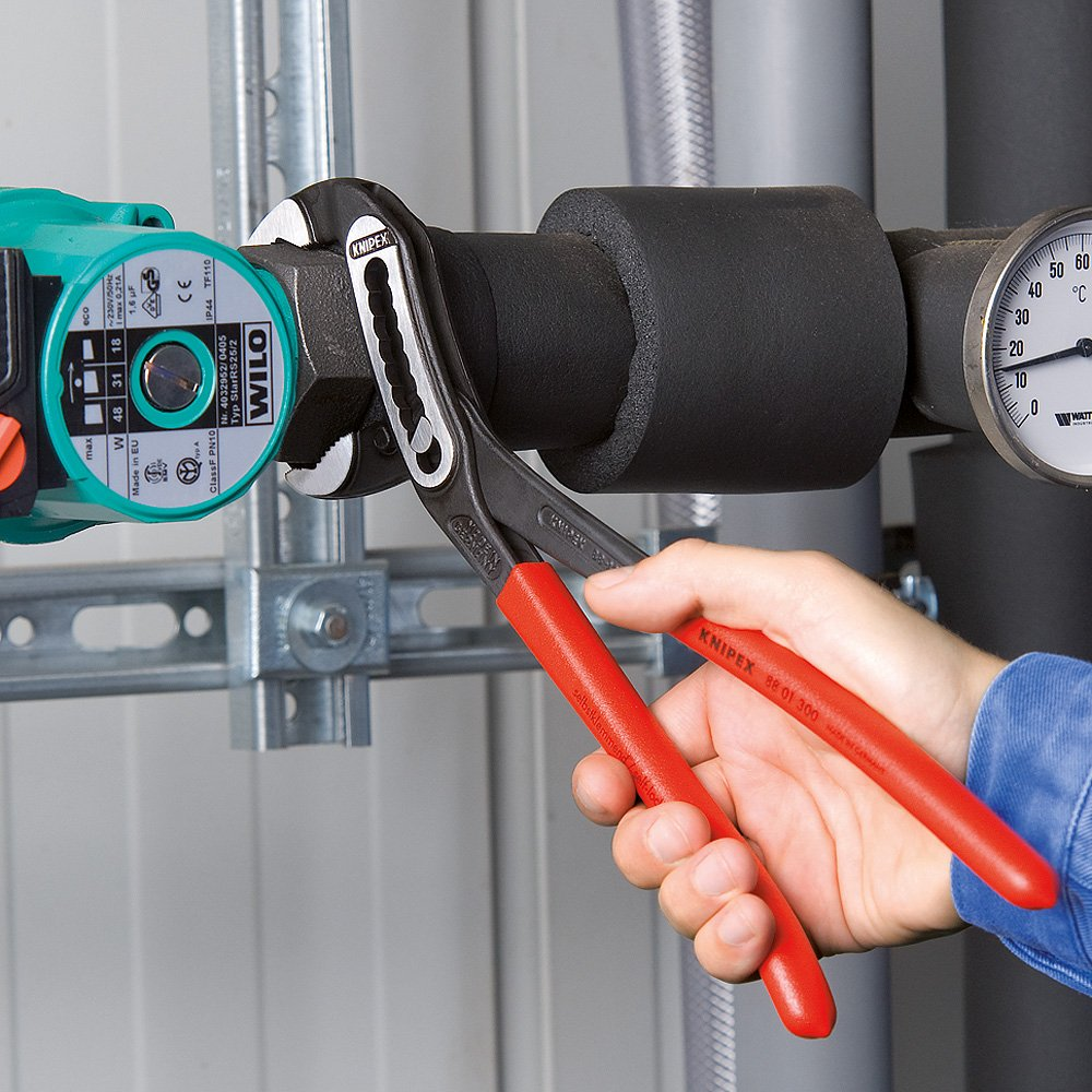 Knipex 88 01 180 SB Water Pump PliersAlligator 7,09 in blister packaging