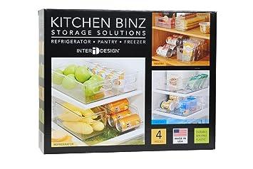 Superieur Kitchen Binz Storage Solutions 4 Piece Set