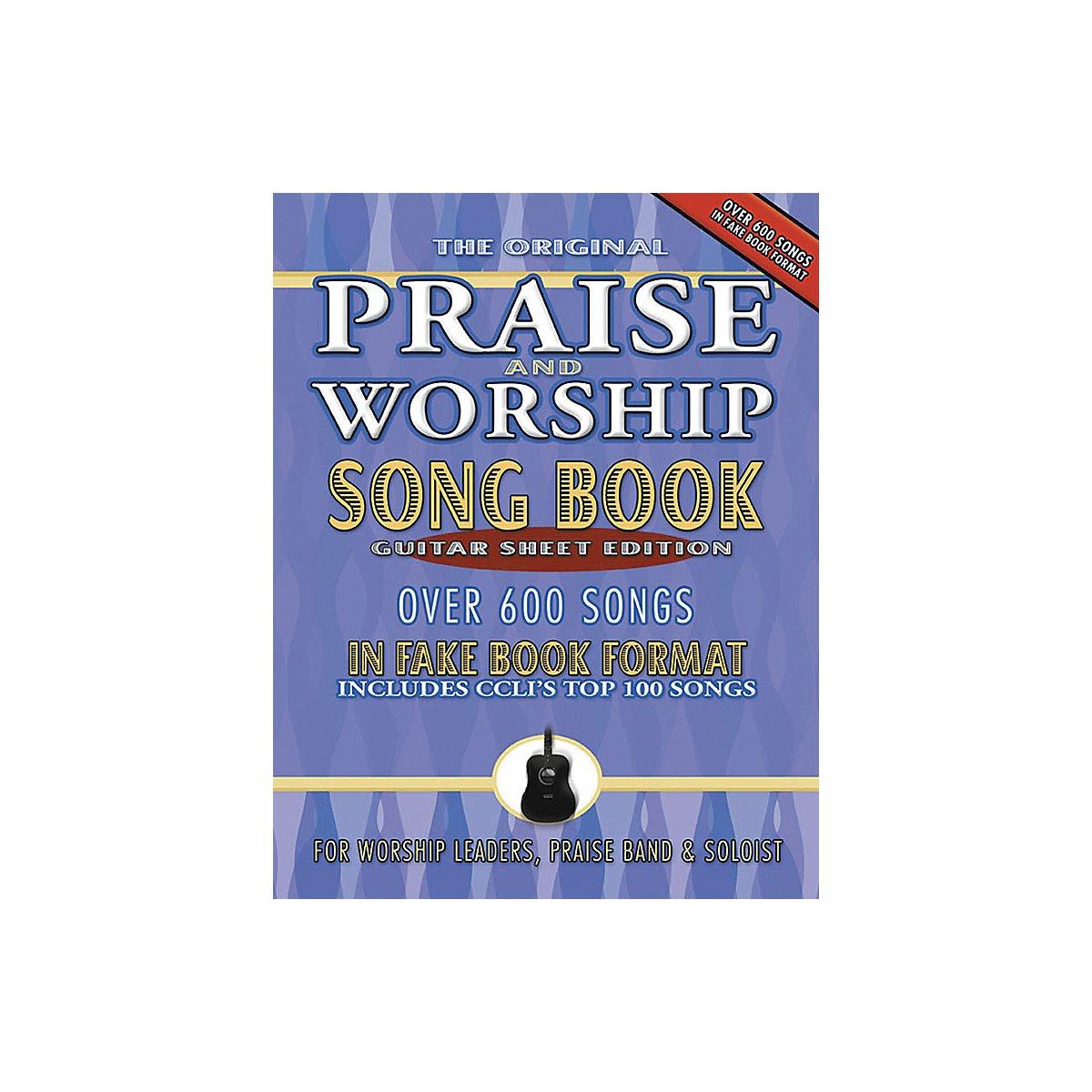 Amazon Hal Leonard Praise And Worship Fake Book Guitar
