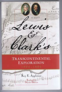 Lewis and Clark Trail Map