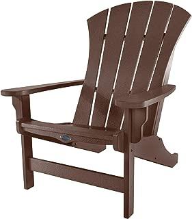 product image for Nags Head Hammocks Sunrise Adirondack Chair, Chocolate