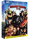 Dragon Trainer Duopack (2 Blu-Ray 3D);How To Train Your Dragon 2;Dragon trainer 1 & 2
