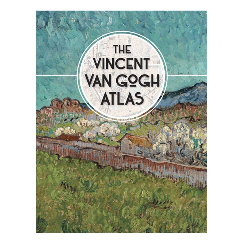 The Vincent Van Gogh Atlas: Amazon.it: Denekamp, Nienke, Van Blerk, René,  Meedendorp, Teio, Watkinson, Laura: Libri in altre lingue