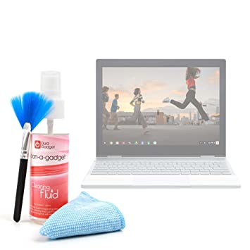 DURAGADGET Kit para Limpiar La Pantalla De Portátil Google Pixelbook: Amazon.es: Electrónica
