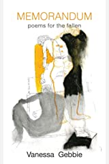 Memorandum: Poems for the Fallen Paperback