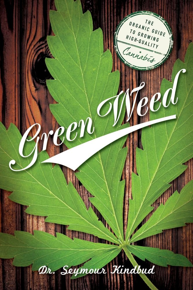 Green Weed Organic Growing Cannabis product image