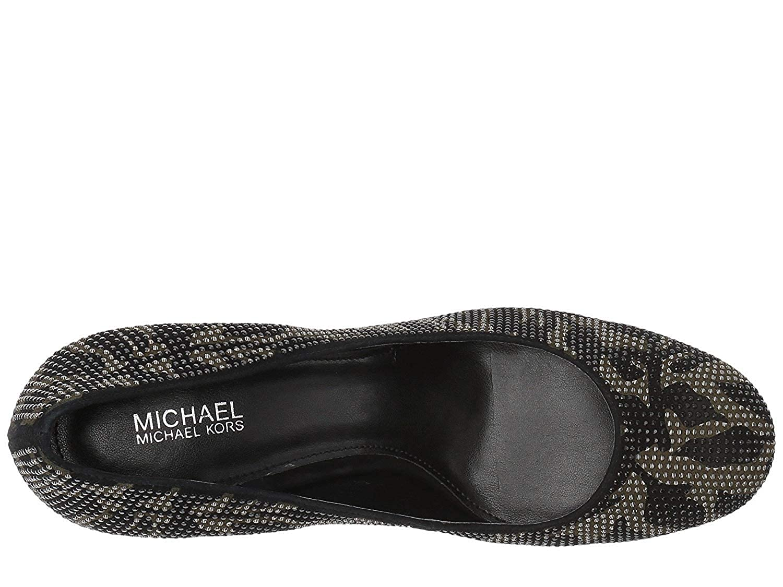 2366c24ddf7cf Michael Michael Kors Womens Jamie Pump  Amazon.co.uk  Shoes   Bags