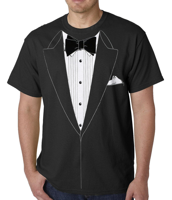 Design your own t shirt columbus ohio - Amazon Com Tuxedo Tees The Classic Black Tie Tuxedo T Shirt Black 19 And Bewild Balloon Clothing