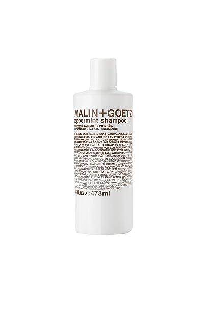 malin + goetz clarifying shampoo