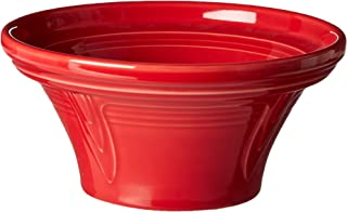 product image for Fiesta 40-Ounce Hostess Serving Bowl, Scarlet