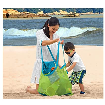 Officecool Beach Bag-Beach Tote Bag -Beach Tote Bag -Mesh Beach Bag- 8863608da3971