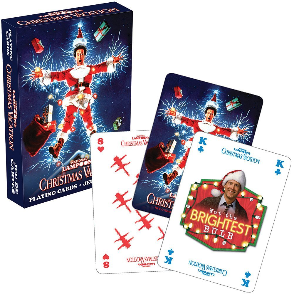 Amazon.com : (Set/2 Decks) National Lampoon\'s Christmas Vacation ...