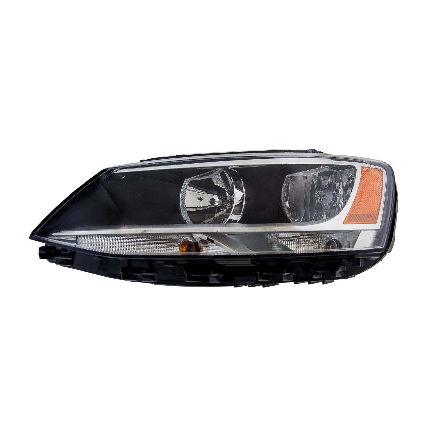 Sold in Pairs Anzo USA 521017 Ford Ranger Euro w//Amber Reflector Cornering Light Assembly