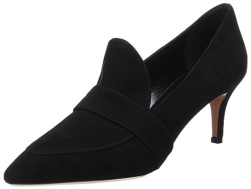 OxitalySara 105 - Mary Jane Donna amazon-shoes neri Footlocker Finishline Línea Barata Aclaramiento Precio Increíble HkLWpGMpB