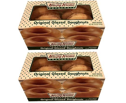 Krispy Kreme Original Glazed Doughnuts 12 Donuts
