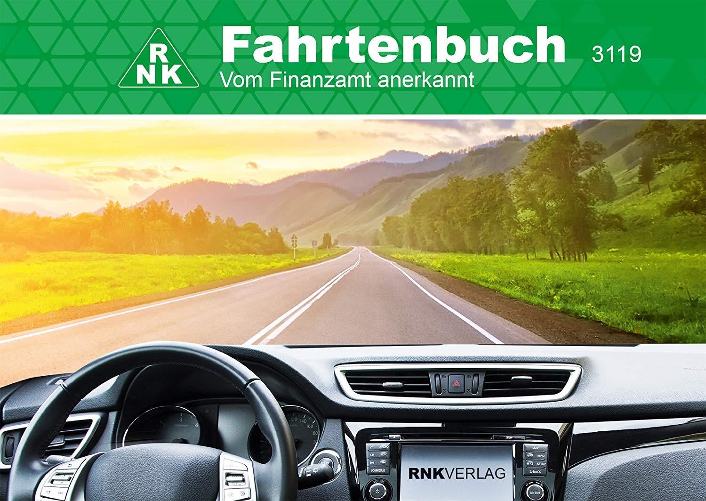 Avery Zweckform Fahrtenbuch Hardcover Formularbuch Fahrtennachweis A5 Pkw
