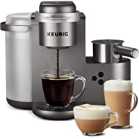 Keurig K-Cafe Single-Serve K-Cup Pod Coffee Maker + $40 GC