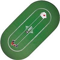 BBO Poker - Alfombrilla portátil para 8 Jugadores