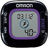 オムロン(OMRON) 活動量計 ジョグスタイル WellnessLink ブラック HJA-312-BK
