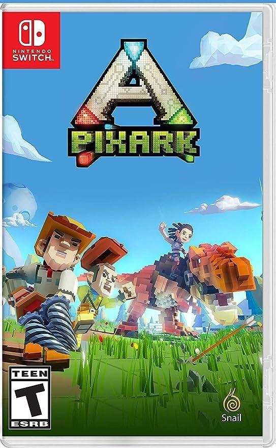 PixArk - Edición Estándar: Amazon.es: Videojuegos