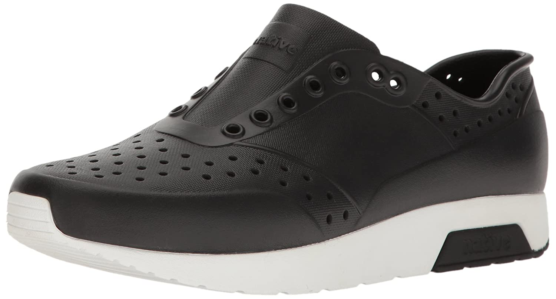 native Men's Lennox Water Shoe B01HQS8E5G 9 Men's M US|Jiffy Black/Shell White