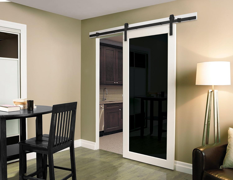 Amazon Casa Design Decor 78102m Rustic Barn Door Hardware Kit