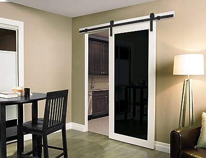 Casa Design U0026 Decor 78102M Rustic Barn Door Hardware Kit