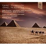 Haendel : Israel in Egypt (arr. F. Mendelssohn). Teuscher, Doyle, Summers, Hulett, Williams, King.