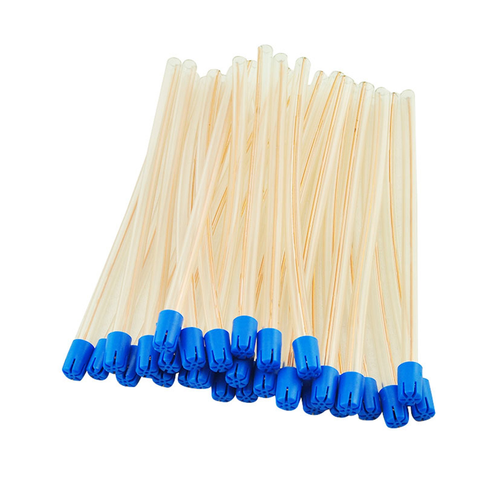 Denshine® 100pcs New Dental Disposable Saliva Ejector Low Volume Suction Aspirator Tube by Denshine (Image #2)