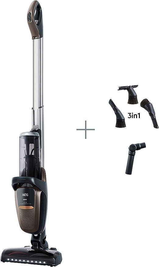 AEG FX9-1-MBM Aspiradora Escoba Sin Cable 360 Cepillo extensible ...