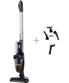 Philips Speedpro Max FC6822/01 - Escoba Aspiradora vertical de mano sin cable 2 en 1, 25.2 V, 65 min autonomía, succión 360º, luz Led, con accesorios integrados: 344.74: Amazon.es: Hogar