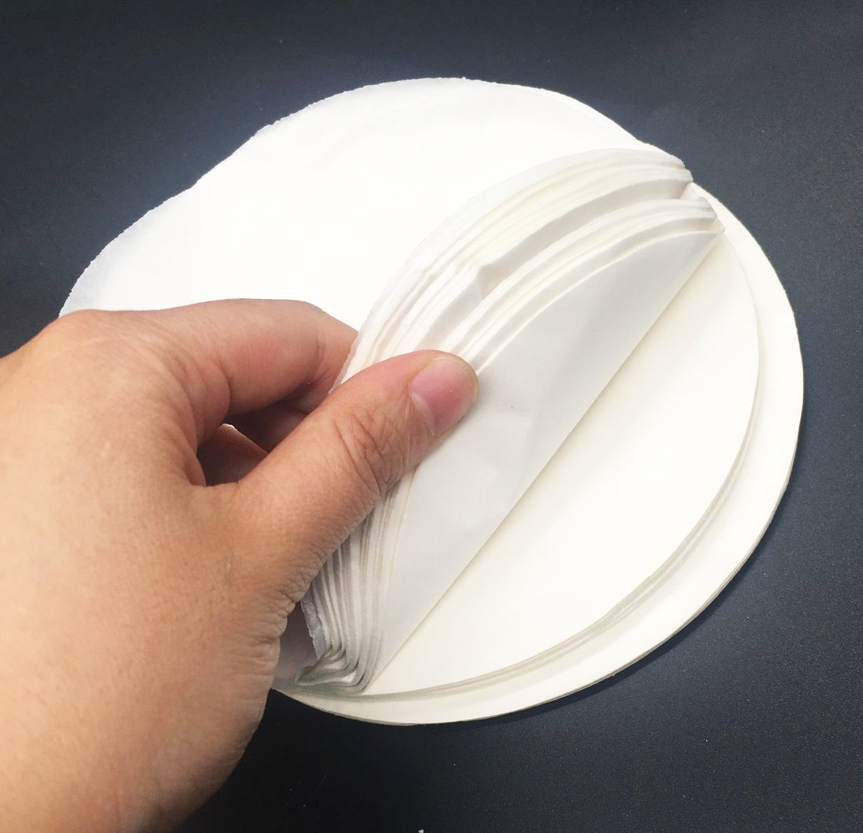 6 Inch Parchment Paper Liners Sheets 350pcs Set For Round Cake Pans Diameter Co Ng And Baking Wrapping Paper Somtis Best Christmas Gifts 2018
