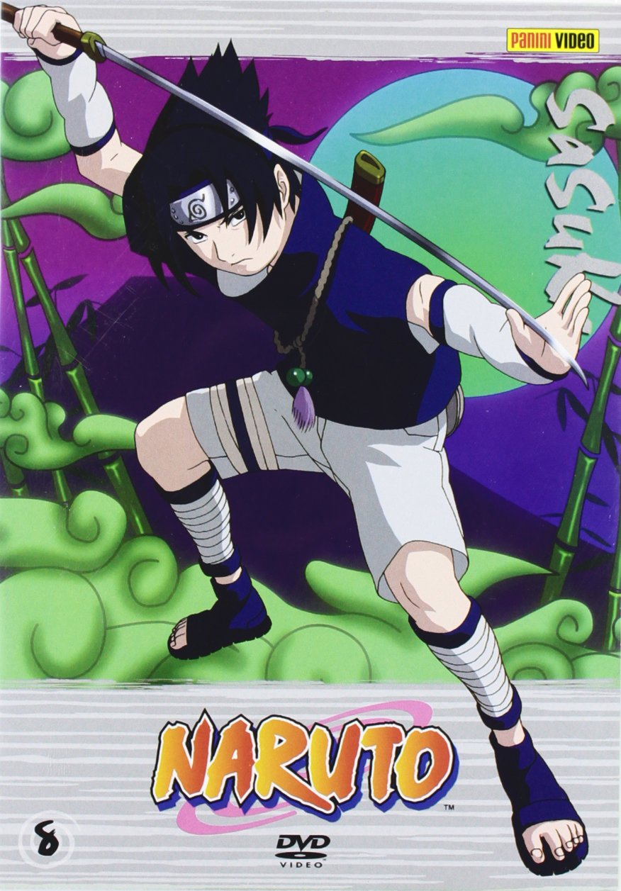 Naruto 8 [DVD]: Amazon.es: Hayato Date: Cine y Series TV