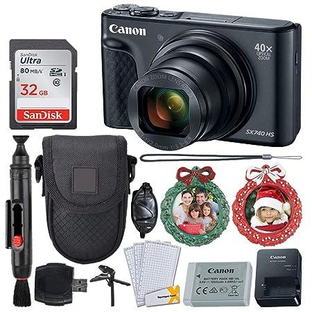 Review Canon PowerShot SX740 HS