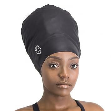 SOUL CAP XXL , Bonnet de Bain Très Grand / Bonnet de Douche