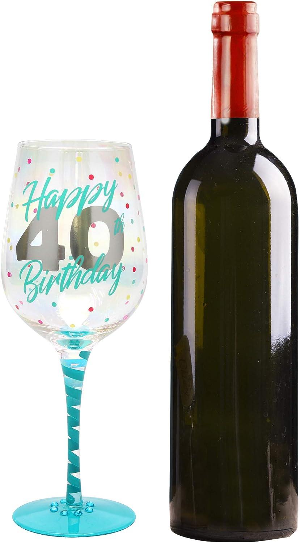 Amazon.com: Top Shelf TS-11596A - Copa de vino para 40 ...