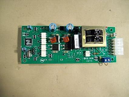 50 – 1477 Enviro pellet estufa placa de circuito con tstat Interruptor