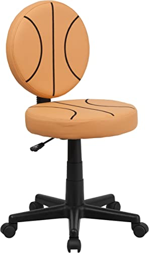 Flash Furniture Basketball Swivel Task Office Chair