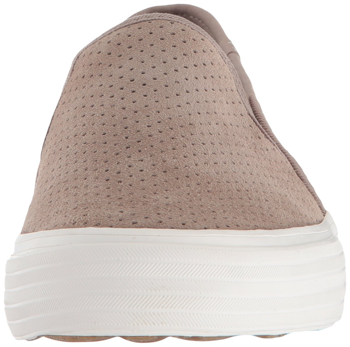 Keds Suede Women's Double Decker Perf Suede Keds Sneaker B078WKBGSM 6 M US|Taupe d153b9